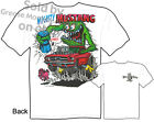 Mighty Mustang Rat Fink T shirt Big Daddy T 65 66 Ed Roth Tee Sz M L XL 2XL 3XL