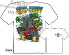 69 Camaro Rat Fink T shirt Sick But Happy Rat Fink Shirts Tee, Sz M L XL 2XL 3XL
