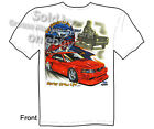 Mustang T-shirt Ford Mustang Shirts Never Grow Up Tee, Sz M L XL 2XL 3XL Quality