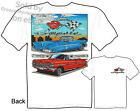 58 59 Impala T Shirts 1958 1959 Chevy T shirt Custom Car Tee Sz M L XL 2XL 3XL