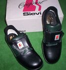 SIEVI  SOFT LEATHER SAFETY  SHOES  TOP QUALITY VARIOUS SIZES AVAILABLE
