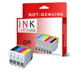 COMPATIBLE NON-OEM CHEAP INK CARTRIDGES FOR USE IN EPSON STYLUS PRINTERS