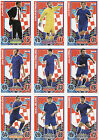 Match Attax Euro 2012 Croatia Cards Pick From List
