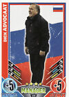 Match Attax Euro 2012 Russia Cards Pick Your Own From List