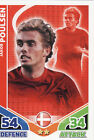 Match Attax World Cup 2010 Denmark & England Cards Pick From List