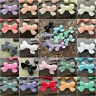 Brandnew 23x14mm Vintage Cameo Resin Cabochon Fashion Bow Tie Assorted Wholesale