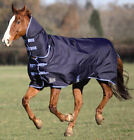 Shires Tempest 300g Winter Combo Heavyweight Turnout Horse Rug Fixed Neck