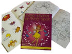 FLOWER FAIRIES 36 PAGE A6 ACTIVITY COLOUR STICKER BOOK CHILDREN PARTY FAVOURS