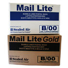 Mail Lite Sealed Air Padded Postal Envelopes / Bags ~ B/00 120mm x 210mm