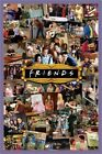Poster Friends - Montage