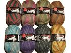 Austermann Step 4ply Sock Yarn Plus Free Sock Pattern 100g Ball 4 ply