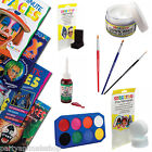Snazaroo Face Painting Guide Books Brushes Sponges Accessories 1 Listing PA