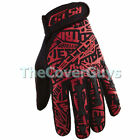 Jettribe PWC VERTIGO Riding Gloves Black/Red S-2XL