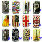various pattern Hard Design Case Cover For Samsung Galaxy S 3 III S3 Mini i8190