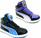Puma Dj Junior Boys Trainers Lace Up Synthetic (351996 01/02 Z39)