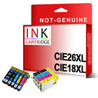 Compatible Ink Cartridges for XP Printers Replace 26 XL OR 18 XL