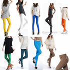 NEW Sexy Women High Waist Pants Stretch Pencil Slim Fit Skinny Leggings Trousers
