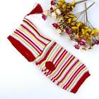 Pet Dog Striped Hoodie Pulllover Knitwear Knitted Jumper Sweater Apparel Clothes