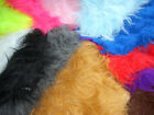 Fur Fabric Long Pile  ***SPECIAL PRICE £4.00 - HALF METRE*** Beautiful Colours