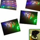 4x 50cm 3v Battery Operated LED Strip Light Waterproof Craft Lights Hobby Lights