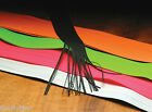 FINE SIZE ROUND RUBBER LEGS--   Perfect for smaller flies  Fly Tying