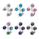 14G Steel Reverse Belly Button Navel Piercing Rings Summer body jewelry FR357