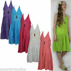 Girls Halter Neck Dress Summer Holiday KIDS Last Ones Now * Bargain *