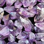 Amethyst Point Natural Raw Mineral Specimen Reiki Chakra Power Grid Healer Focus