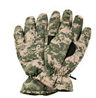 ACU Army Digital Camo Thermal Insulated Gloves