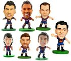 OFFICAL FC BARCELONA - MINI SOCCERSTARZ MICRO FIGURES CHOOSE PLAYER GIFT XMAS