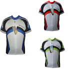 Coolchange Mens Cycling Jersey Bicycle Shirts Road Bike cycle wear Sports Coat