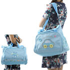 Blue Car/Ladybird Pattern Baby Diaper/Nappy Changing Bag 4Pcs Mummy Set Handbag