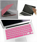 "3in19 color Rubberized Hard Case Cover For Macbook AIR 13""/13.3inch Laptop Shell"