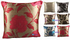 "Spring Floral Cushion Cover, 18"" x 18""/45 x 45 cms, Designer Scatter Cushions"