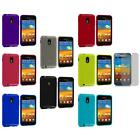 TPU Plain Cover+Screen Protector for Samsung Sprint Galaxy S2 S II Epic Touch 4G