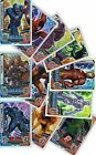 Marvel Hero Attax Series 2 The Avengers Topps *CHOOSE YOUR Rainbow Card 1-16*
