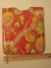 "Anna Griffin I-Pad e-Reader Sleeve 7 1/2 x 9"" NIP see patterns available"