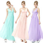 Ever Pretty Women Long Bridesmaid Evening Party Prom Formal Gown Dresses 09016