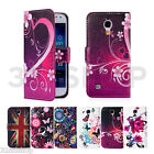 Kyпить PU LEATHER Wallet CASE COVER FOR SAMSUNG GALAXY S4 MINI i9190 SCREEN PROTECTOR на еВаy.соm