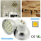 4/20x Dimmable GU10 24 SMD 5050 LED super bright Light Bulb 7W Replace 100W - UK