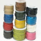 .5MM WAXED COTTON CORD WAX JEWELRY BEADING CORDING  25 METERS