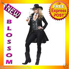 C756 Round'em Up Sheriff Cowgirl Wild West Indian Halloween Fancy Dress Costume
