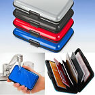 Waterproof Aluminum Business ID Credit Card Wallet Holder Pocket Case Box T5