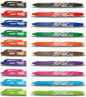 PILOT FRIXION ROLLER BALL ERASER PENS PICK FROM 8 COLOURS - SUDOKU CROSSWORD