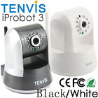Tenvis iProbot3 IR-cut h.264 Wireless IP Wifi CCTV Camera Webcam Night Vision