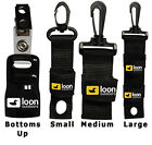 LOON OUTDOORS CADDY -- Choose Small Medium Large Bottoms-Up w/ Top Ride Aquel