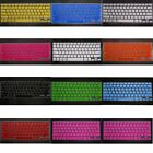 """Keyboard Silicone Soft Cover Skin for MacBook Pro 13/15/17"""" Retina 14Colors"""