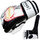 Farabi mma grappling cage fighting gloves mix martial arts punching bag 4-oz