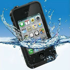 Waterproof Shockproof Dirt Resistant Snow Water Proof Cover Case for iPhone 4/4S