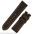 Vertigo Buffalo Suede Leather Watch Strap for Panerai Luminor + Radiomir Watches